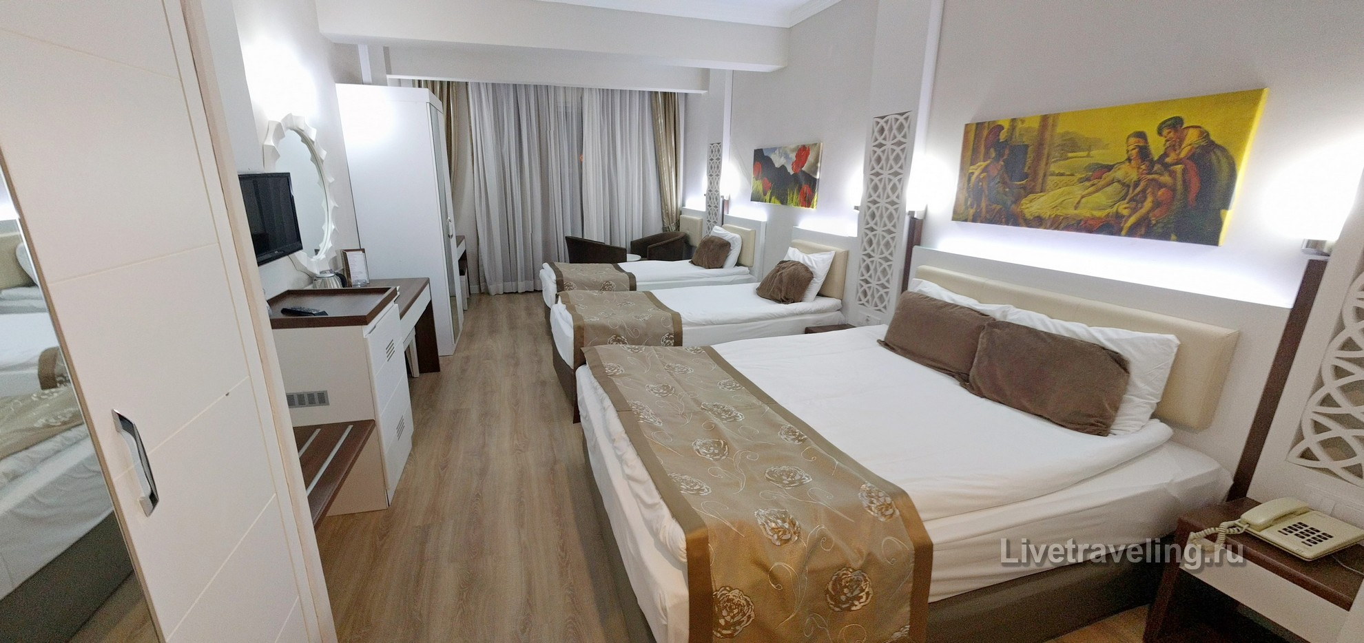 Отзыв об 5* Linda Resort Hotel в Сиде